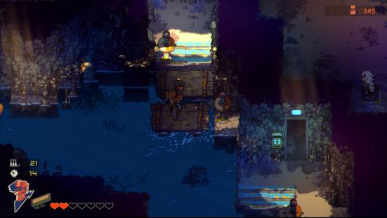 《风来之国》评测:解密玩法的迷宫探索