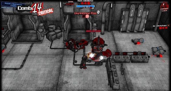 血战到底! Steam《狂暴之徒:联合计划》9月29日发售插图1
