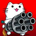 可愛貓咪大戰強力僵尸