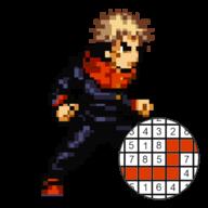 Jujutsu Kaisen Pixel