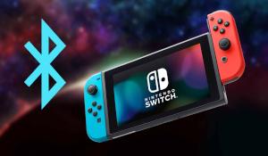 喜大普奔!任天堂官宣Switch新版本更新支持蓝牙音频