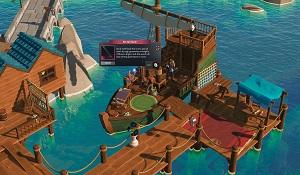 《莱恩的岛屿》11月5日登陆Steam 探索岛屿建造家园