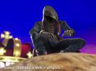 SNK《拳皇15》库克里角色预告 操控沙子的神秘战士