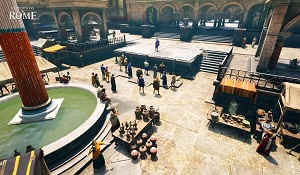 战术RPG《远征军:罗马》新预告 战斗系统和权谋介绍