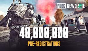 《绝地求生:New State》预注册超过4千万 或将10月上线