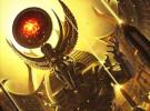 网友绘制《战神6》概念艺术图 老父亲大战狮身人面兽