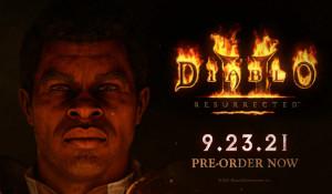 《暗黑破坏神2:重制版》圣骑士实机宣传片 魔武双修