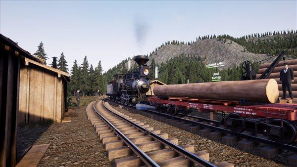 Steam《铁路在线》10月2日开启EA 要想富先修路