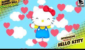 《超级猴子球:香蕉狂欢》新DLC 猫猫Hello Kitty登场