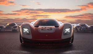 《GT7》保时捷系列宣传片 向勒芒24小时制胜赛车致敬