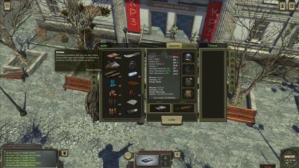 《核爆RPG:特鲁多格勒》制作人访谈 后启示录RPG