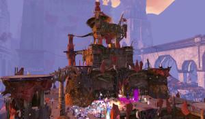 """《战锤Online》""""决战回归""""将迎更新 追加两座新城市"""