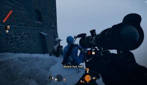 """玩家发掘《死亡循环》新玩法 不费枪弹""""好心""""吓死人"""