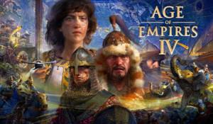 《帝国时代4》1V1多人新演示 罗斯对决神圣罗马帝国