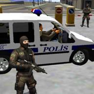 警察真實城市