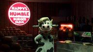 《开心小汉堡庄》最新截图 模拟经营+暗色调恐怖元素第一人称像素游戏