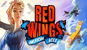 街機快節奏空中射擊《紅色翅膀:美國王牌》上架Steam