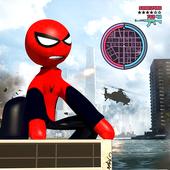 超級火柴人英雄城市冒險
