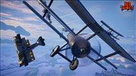 《红色翅膀:美国王牌》精美截图 集合您的飞行员在游戏中与其他小队比赛