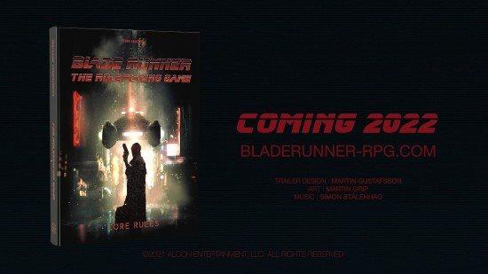 《银翼杀手》决定明年推出桌游版 包含其IP大量精华内容