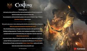 免費6v6《世紀:灰燼紀元》官宣延期 避開2042防爆死