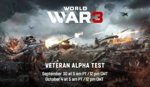 《第三次世界大戰》A測預告 9月30日至10月4日開啟