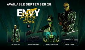 """《殺手3》七宗罪之一""""嫉妒""""DLC宣傳片 全新地圖和狙擊槍"""