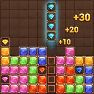 方塊拼圖珠寶世界