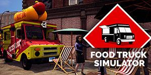 一起來開快餐車!《餐車模擬器》將于2021年發售