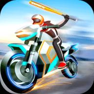 摩托车特技挑战赛
