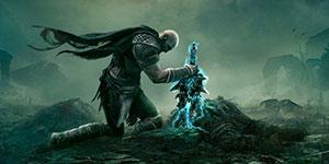 玩家自制《戰神5》概念圖 奎爺尋回奧林匹斯圣劍