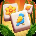 瓷砖花园三消游戏