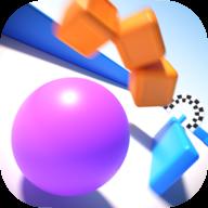 紫球打砖块