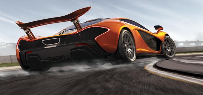 顶级画质赛车游戏