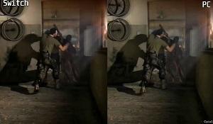 《消逝的光芒》NS版與PC版對比 畫質縮水恐怖感降低