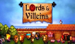 模擬策略《領主與村民》10月1日發售 帶領村民建帝國