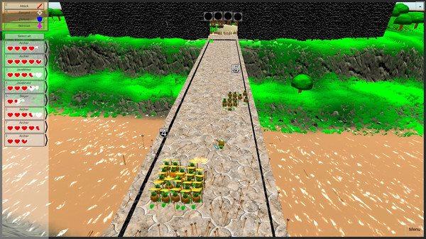 战略《克罗姆:征服之旅》正式发售 指挥军队以少胜多