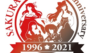 《櫻花大戰》迎發售25周年 官方公布紀念Logo和周邊