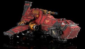 《戰錘40K》雷鷹炮艇機模型賣出35000美元 創新紀錄