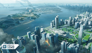 B站宣發曝光《戰地2042》B測時間 10月6日下午開啟