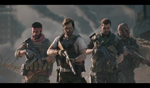 《COD17》《戰區》第六賽季開場CG 10月7日上線