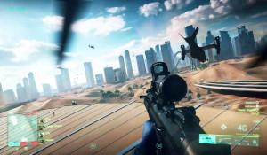 网传《战地2042》B测延期至9.22 危险区模式细节爆料