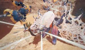 《怪物猎人:崛起》新活动任务 讨伐妃蜘蛛获取新贴图