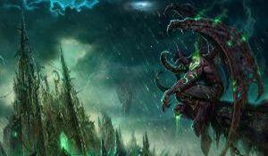 暴雪推出《魔兽世界》恶魔猎手伊利丹版雨伞 已开启预售