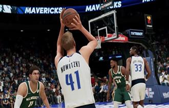 """《NBA 2K22》""""梦幻球队""""预告 将加入新模式新球员卡片"""