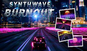 竞速《Synthwave Burnout》开启EA 音乐与速度的碰撞