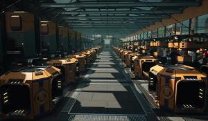《幸福工厂》第5号更新预告 方块重叠bug变游戏特性