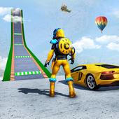 Superhero Car Games