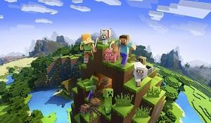 英国一周游戏销量榜:《我的世界》Switch版重回第一