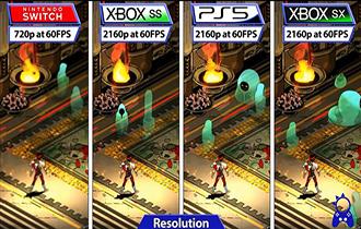 《哈迪斯》主機版畫面對比 穩定60幀、XSX加載更快